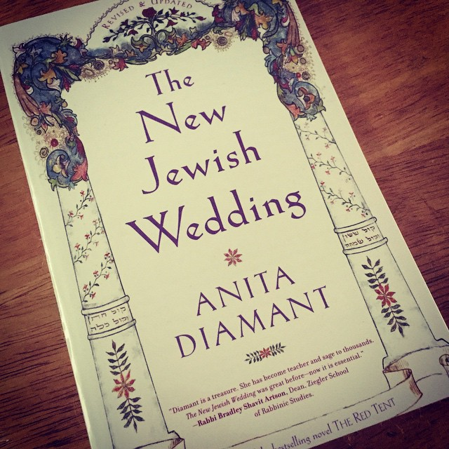 The New Jewish Wedding