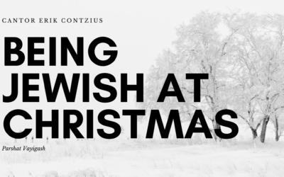 Being Jewish at Christmas